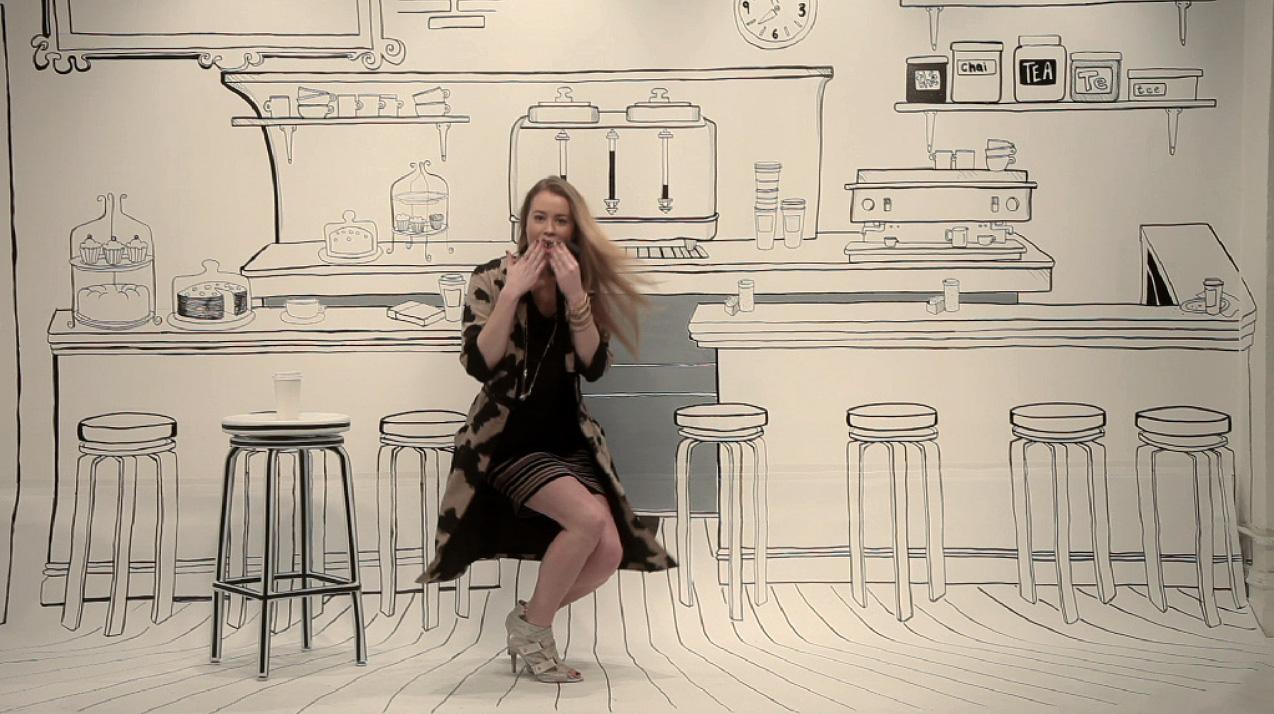 Rachel Roy Transformer Video