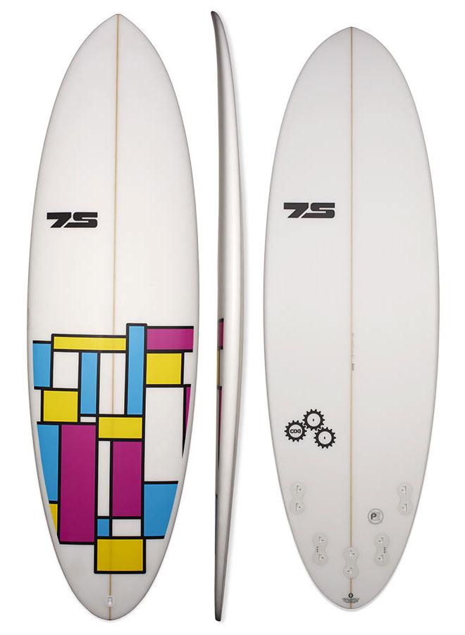 S7 SURFBOARD PR PHOTOS