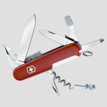 SWISS ARMY KNIFE ALL TOOLS OUT