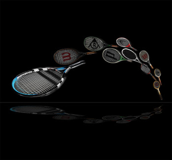 TENNIS MAGAZINE HISTORY OF TENNIS RAQUETS