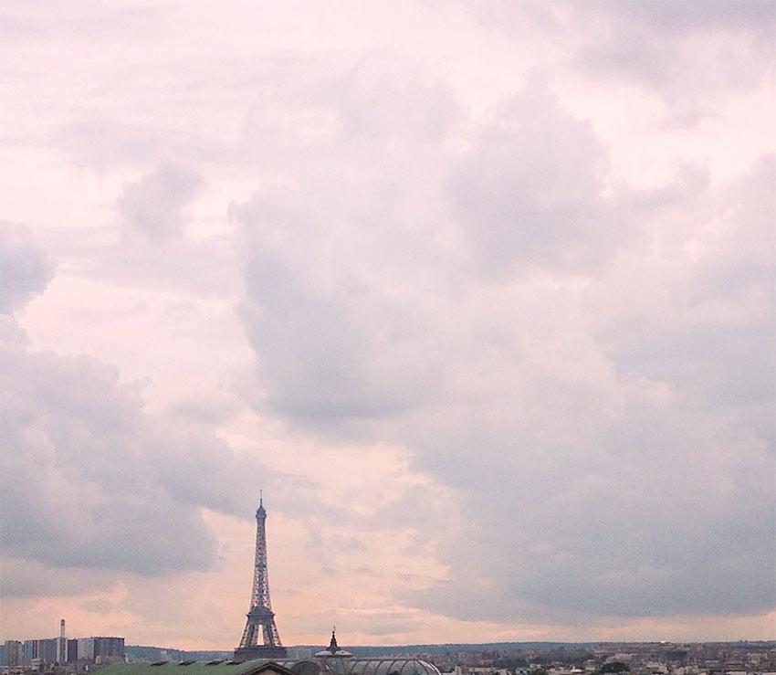 The Behrens in Paris