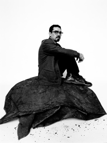 Lino Espinosa Artist Portrait
