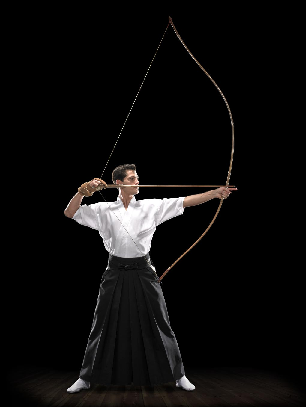 OLYMPUS Kyūdō-ARCHER PORTRAIT