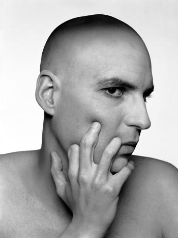 Rafael Sanchez Artist Portrait