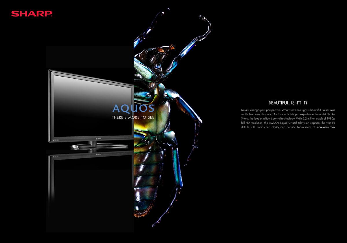 SHARP-TV-ADVERTISING