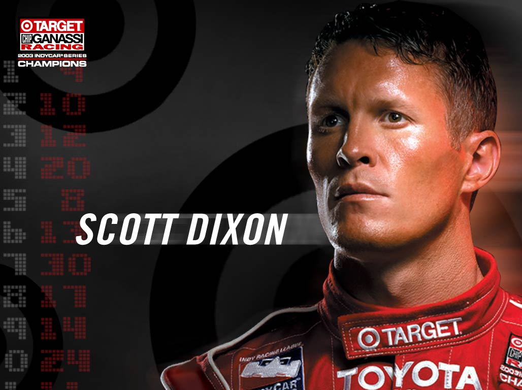 SCOTT DIXON 2015 INDY WORLD CHAMPION